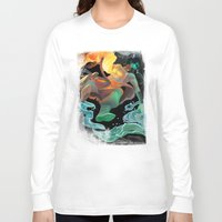 avatar Long Sleeve T-shirts featuring Avatar by Andrea Montano