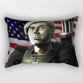 Andy WarMachine Rectangular Pillow