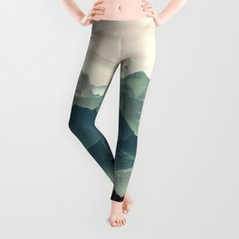 Shades of Mountains Leggings