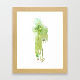 Help is Near Framed Art Print