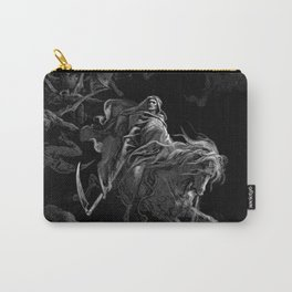 Death on the Pale Horse resized - Dore Carry-All Pouch