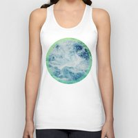 splash Tank Tops featuring Splash by Leah Flores