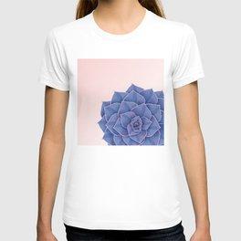Big Echeveria Design T-shirt