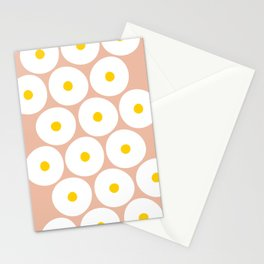 OVER EASY Stationery Cards