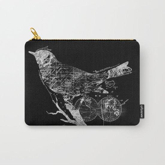Bird Wanderlust Carry-All Pouch