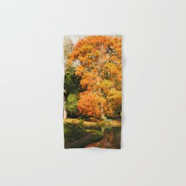 Autumn colors Hand & Bath Towel