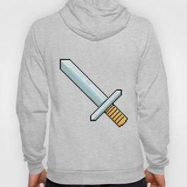 Retro Pixel : Sword Hoody