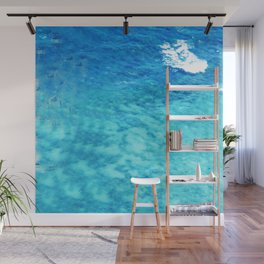 Exotic French Polynesia South Pacific Ocean Waters Wall Mural