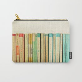 Birds on Parade Carry-All Pouch