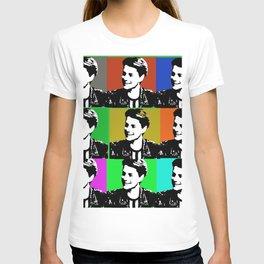 jace norman print art T-shirt