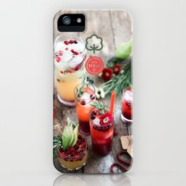 Let's get healthy! iPhone Case