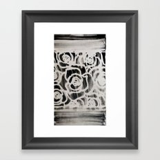 Lace 1 Framed Art Print