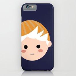 Cole Blue iPhone Case