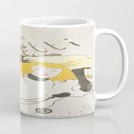 Vintage poster - Confetti Coffee Mug
