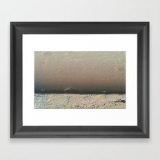 Arctic Landscape #7 Framed Art Print