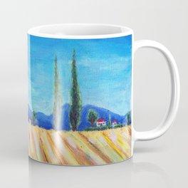 Summer Field landscape Coffee Mug