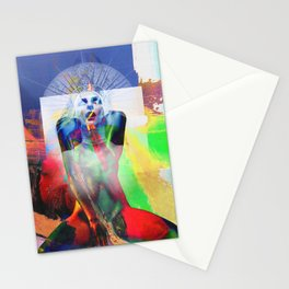 Abstract Art 104 Stationery Cards