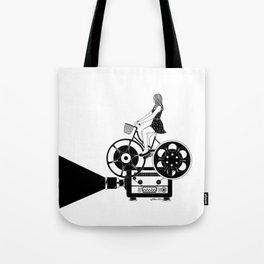 Cinema Paradiso Tote Bag