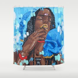 As You Are Shower Curtain