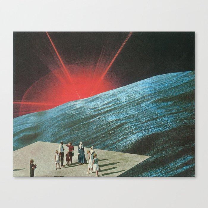 Ho-Hum Phenomena Canvas Print