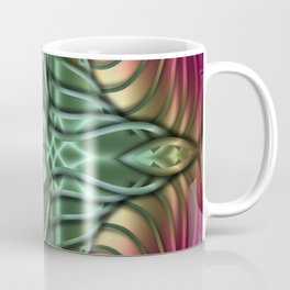 Multicolor  abstract patterns Coffee Mug
