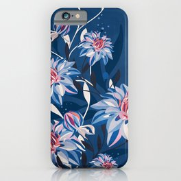 Late at night  iPhone Case