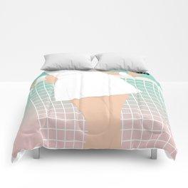 Let's Play #society6 #decor #buyart Comforters