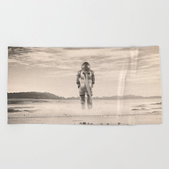 The Unwanted Giant Beach Towel