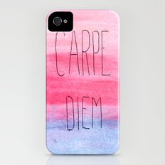 Seize The Day iPhone (4, 4s) Slim Case