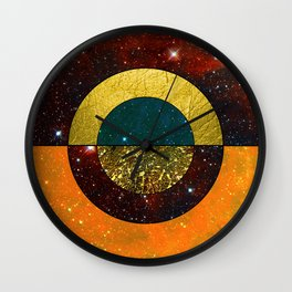 Abstract #123 Wall Clock