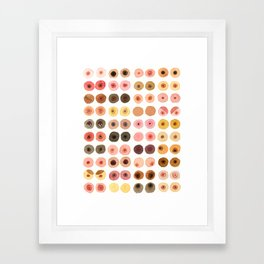 Bubbies Framed Art Print