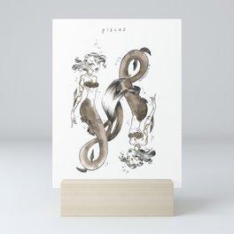 Pisces Mini Art Print