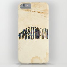 Barcode Evolution iPhone 6 Plus Slim Case