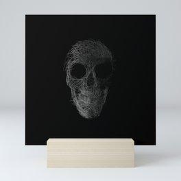 Sk(etch)ull Mini Art Print