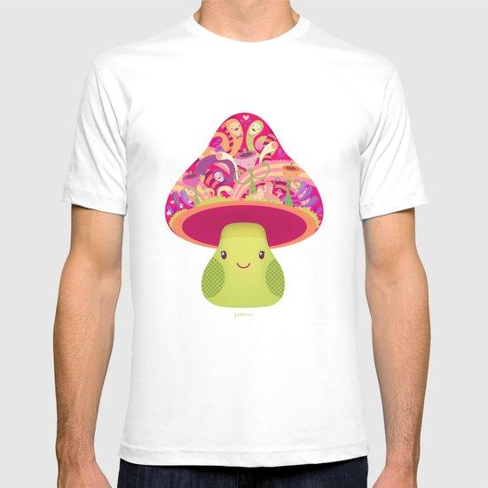 Mrs. Shroom T-shirt