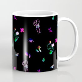 Medical Mania - Black Coffee Mug