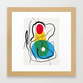 Abstract Comp. 0010 Framed Art Print