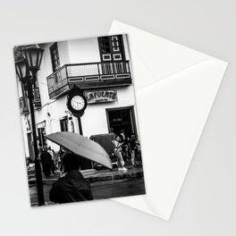 Enchanting Town  Stationery Cards
