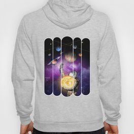Outer Space Mobile Hoody