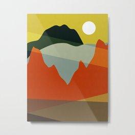 Landscape with harmony XI Metal Print
