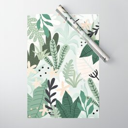 Into the jungle II Wrapping Paper