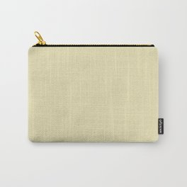 Blond Yellow Pixel Dust Carry-All Pouch