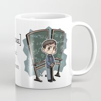 pacific rim Mugs featuring Pacific Rim - K-Science Team by feriowind
