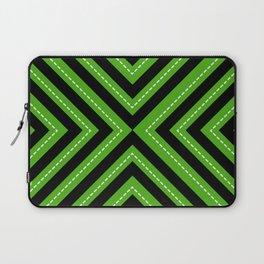 series 1 Green Laptop Sleeve