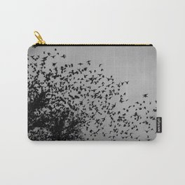STARLINGS IN THE CITY Carry-All Pouch
