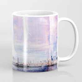 Statue of Liberty Art Coffee Mug