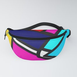 Abstract Art #5 Fanny Pack