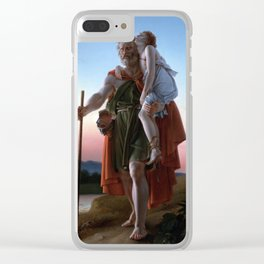 Baron François-Pascal-Simon Gérard Belisarius Clear iPhone Case