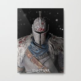 Faraam from Dark Souls Metal Print