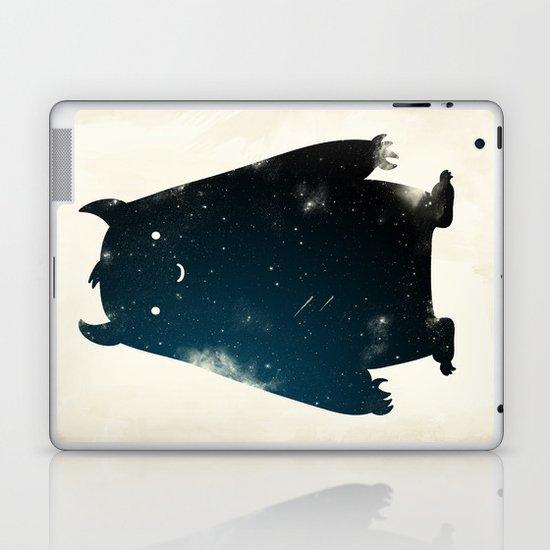 Mr. Cosmos (Color Version) Laptop & iPad Skin